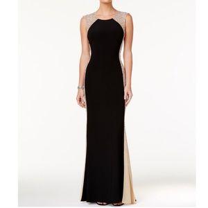 Black Gown Long Dress